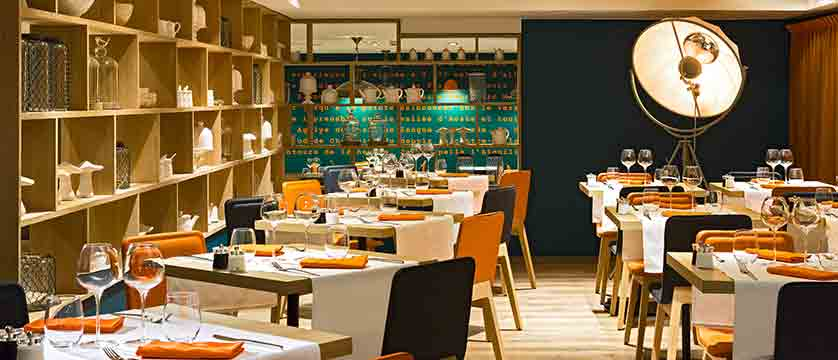 Hotel Heliopic, Chamonix, France - restaurant.jpg